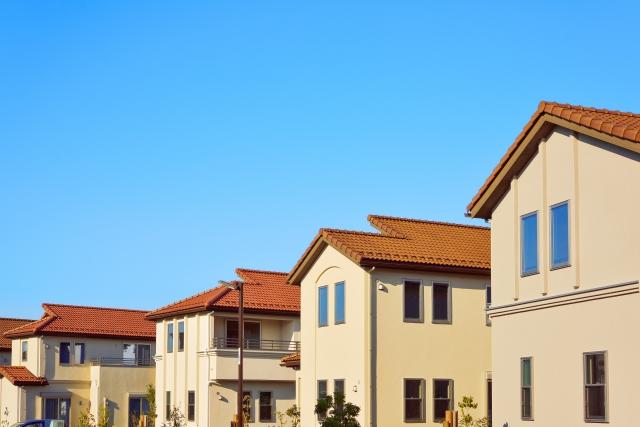 住宅中心の用途地域